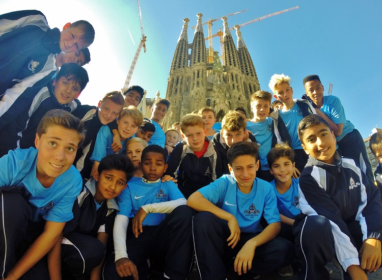 Recommended Destinations for Schools Football Tours